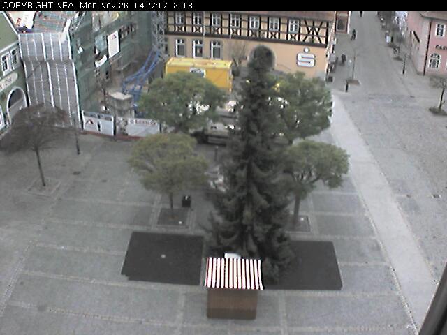 Neustadt an der Aisch City Center, Marktplatz
